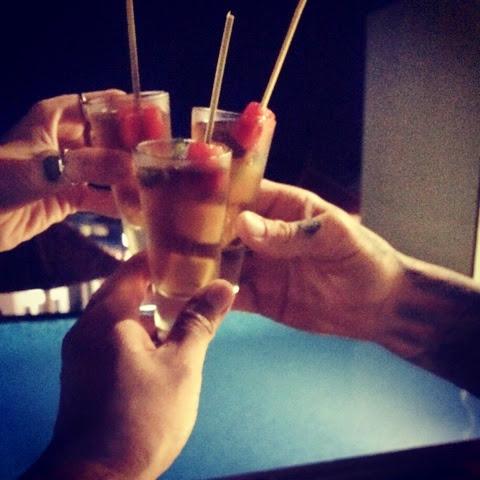★【OSSOTEL ROMEOS】JL PADMA UTARAでハシゴ酒したのさ。【SWISS-BELINNLEGIAN Chadis】