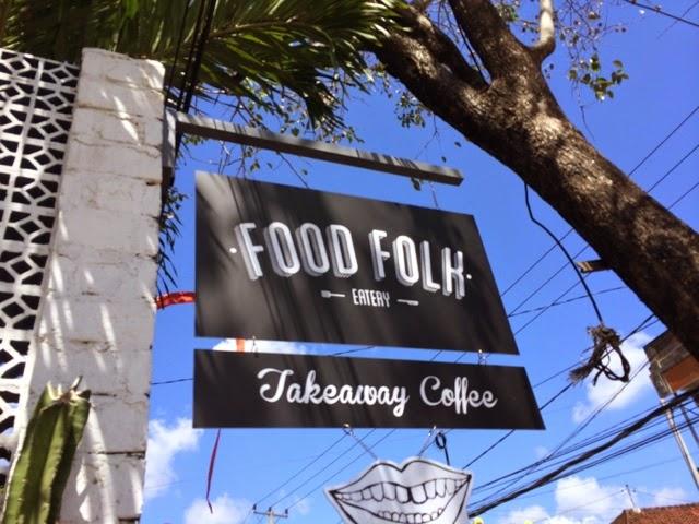 ★【バリ島 うまい店】刑務所通りの方のフォークでベーグルを食うのさ。【FOOD FOLK】