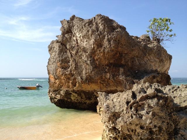 ★【バリ島ビーチ】芋洗海岸(Padang-Padang Beach)に行ったのさ。