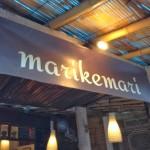 ★【バリ島うまい店】ピザとナシチャンプルが一度に食べれ〼。【MARIKEMARI 】