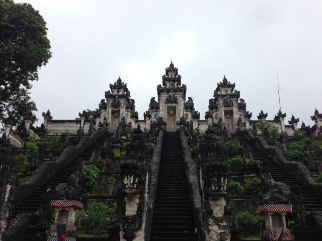 ★ランプヤン寺院に行ったのさ。【Lempuyang Temple Bali】