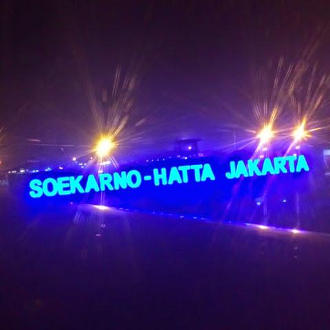 ★【ジャカルタ トランジット2014夏バリ】スカルノハッタ国際空港ターミナル2(国際線)で帰国便に乗る前にラウンジでくつろぐのさ。【行きはSS6帰りはSS7】