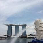 ★【Singapore】 シンガポール。英語をそのまま読むとシンガポレなのさ。