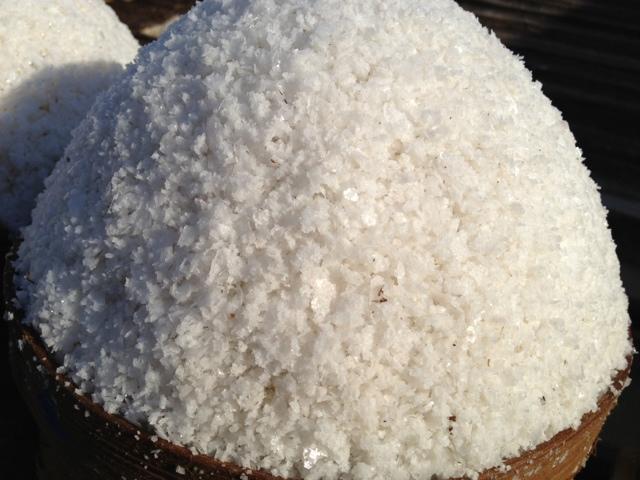 ★【バリでやってみようシリーズ①】塩を作ったのさ。【バリ島アメッド塩田】