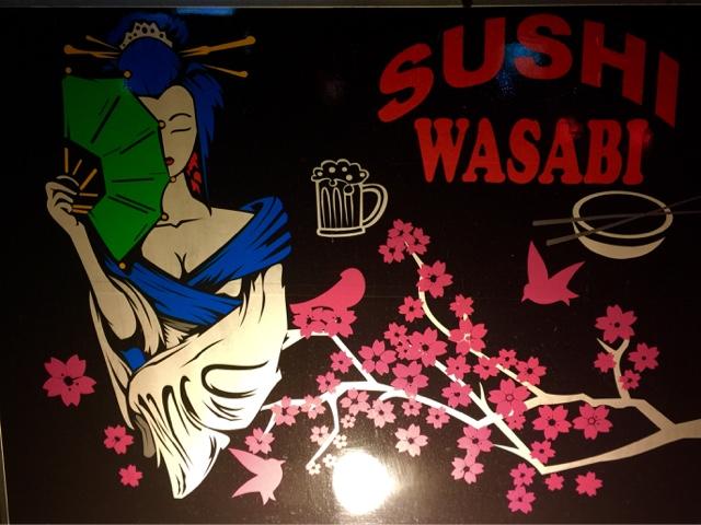 ★【バリ島×寿司ハンターシリーズその4】〜待ち合わせに遅刻した理由〜SUSHI WASABIに行ったのさ。【SUSHI BALANGAN】