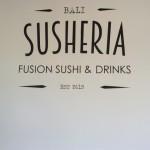 ★【バリ島×寿司ハンターシリーズその3】SUSHERIAのあいつにぞっこんになったのさ。【SUSHERIA UMALAS】