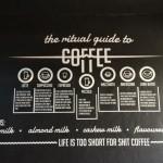 【RITUAL espresso bar】朝もはよから営業中‼‼早起きサーファー目覚めの一杯~LIFE is better when you're Laughing~に行ったのさ。【バリ コーヒーショップ】