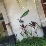 ★【バリ島 ホテル】¡Bienvenidos! The Vie VIlla!〜ようこそビービラへ〜ヴィヴィラに泊まったのさ。【魅惑の青タイル。おっちゃん涙出そうやったで】