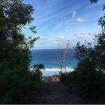 ★【バリ島ビーチ】♪忘れーなーいーでぇぇぇ右左右♪きっとバリ最南端のメラスティビーチの先っぽ目指して進むのさ。〜結婚は命懸け〜【2016夏バリBucket List②】