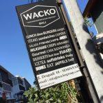 ★《バリ島 うまい店★BURGER×HUNTER⑥》WACKO BURGERは名前負けだと思うのさ。《サンドウィッチにするかバーガーにするか、あー悩むw》