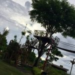 ★PPOT~パダンパダンビーチの丘の吊り橋カフェに行ったのさ。【dedari theory treetop and bar】